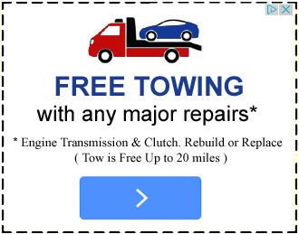 Engine Rebuilds, Engine Exchange, Clutches, Transmissions and Carburetor Rebuilds