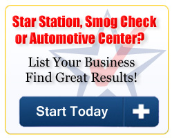 Smog Check or Automotive. Start Today